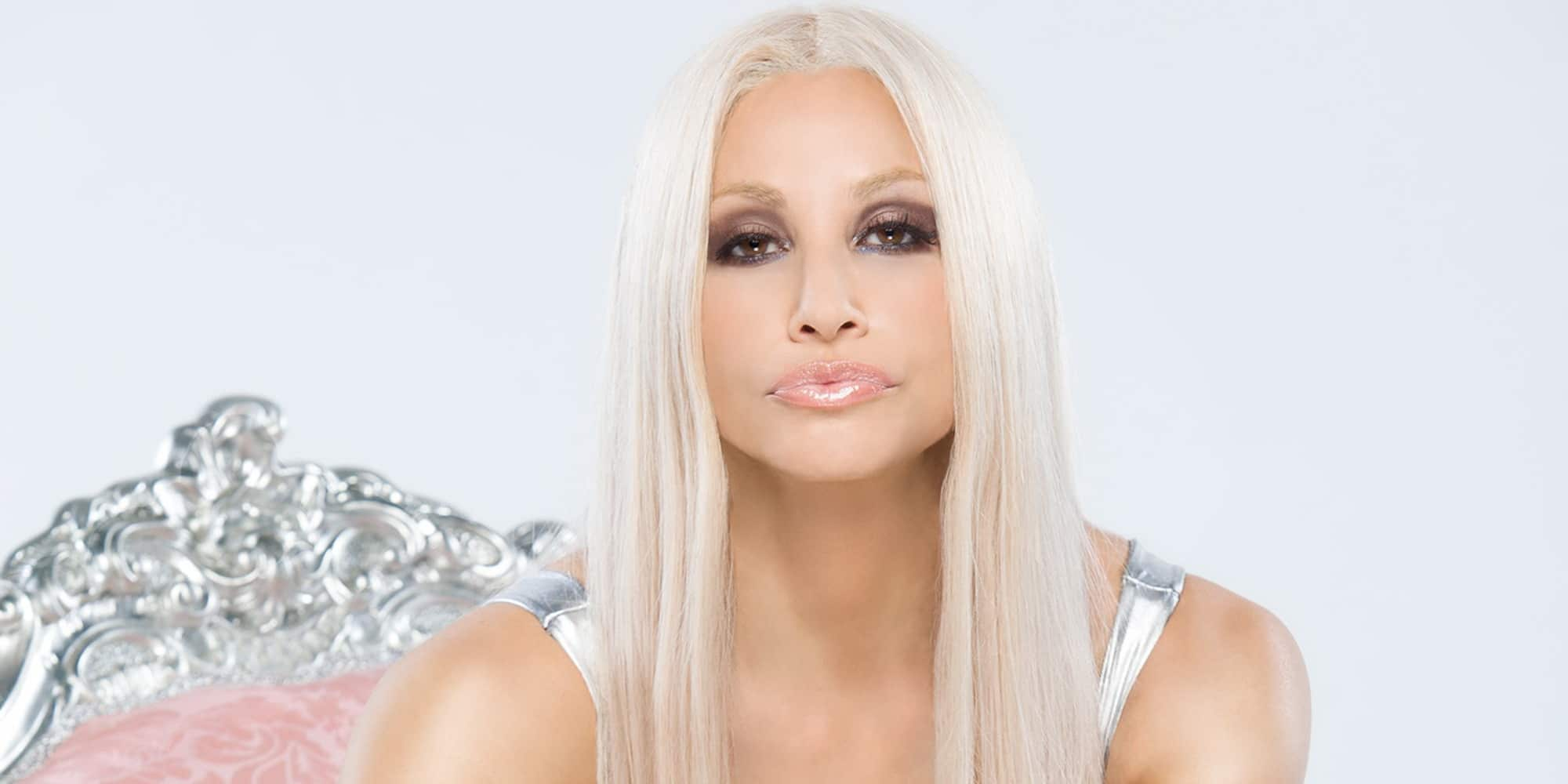 Donatella Versace Net Worth 2017