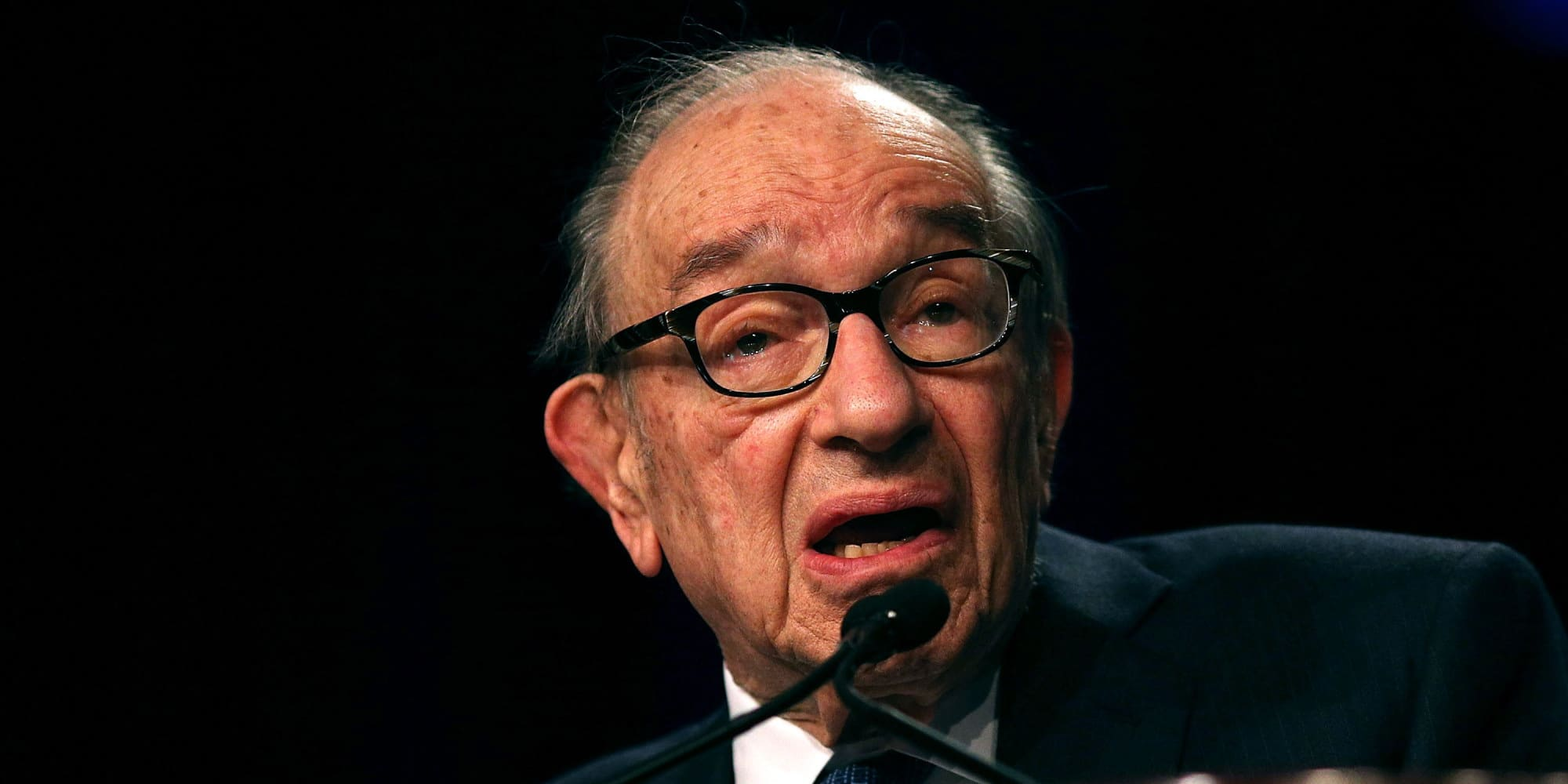 alan greenspan Alan greenspan news and opinion in this interview, alan taylor discusses his findings and suggests ways to safeguard the financial system politics.