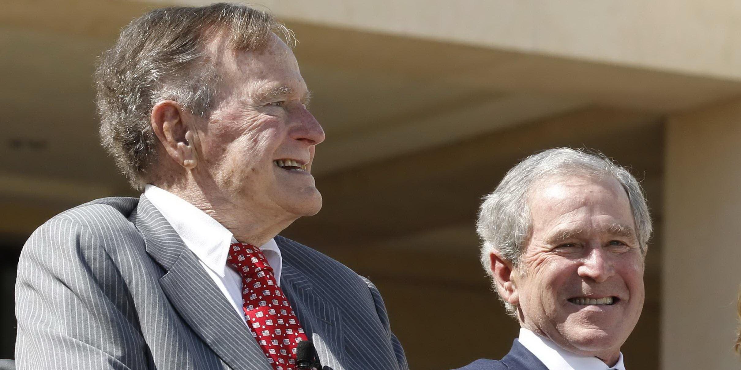 George H W Bush Net Worth 2018 Wiki Married Family Wedding