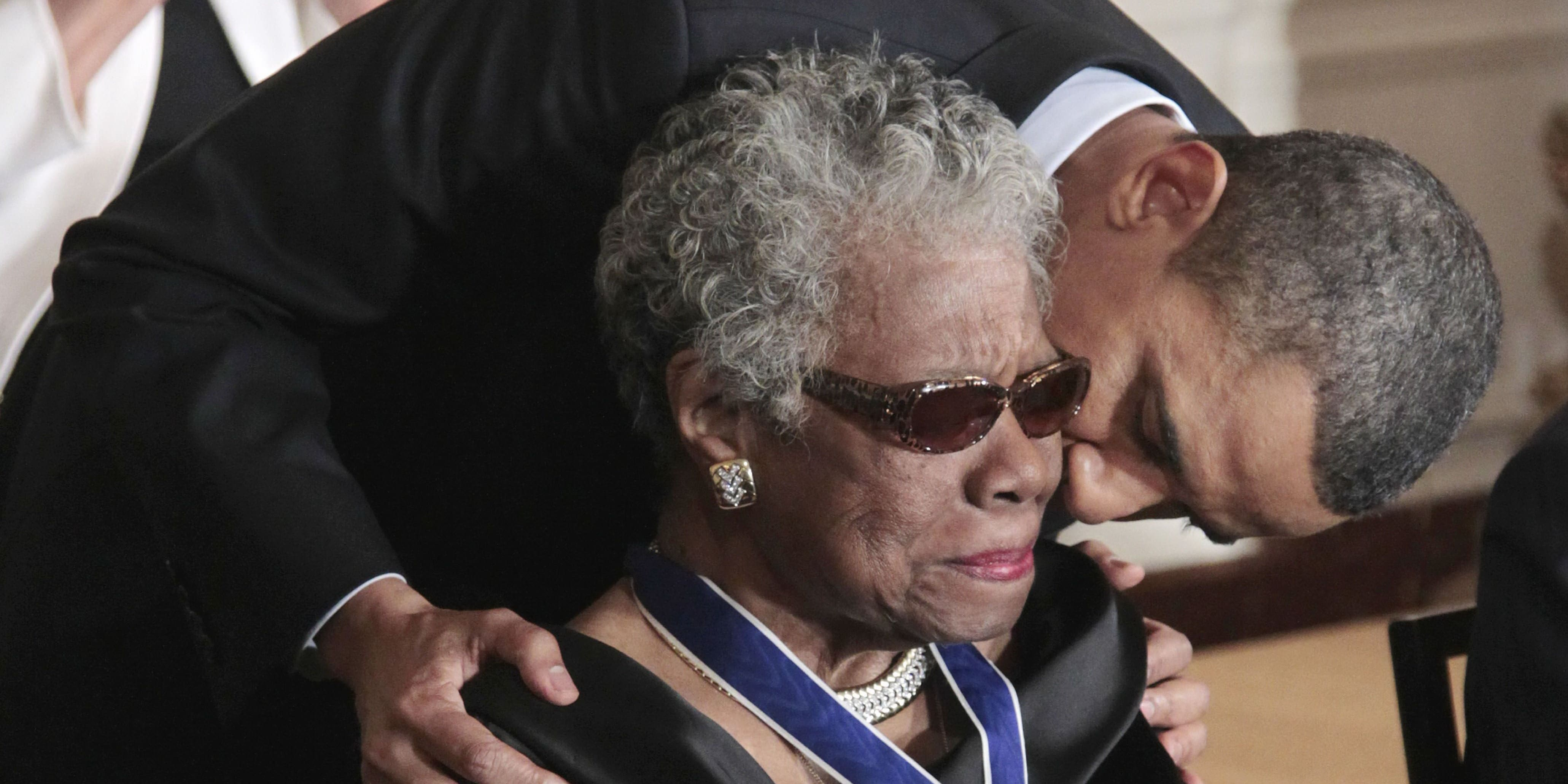 a biography of maya angelou an american author With the death of maya angelou, we lose the immense wisdom of the celebrated african american author biography essays share on facebook.