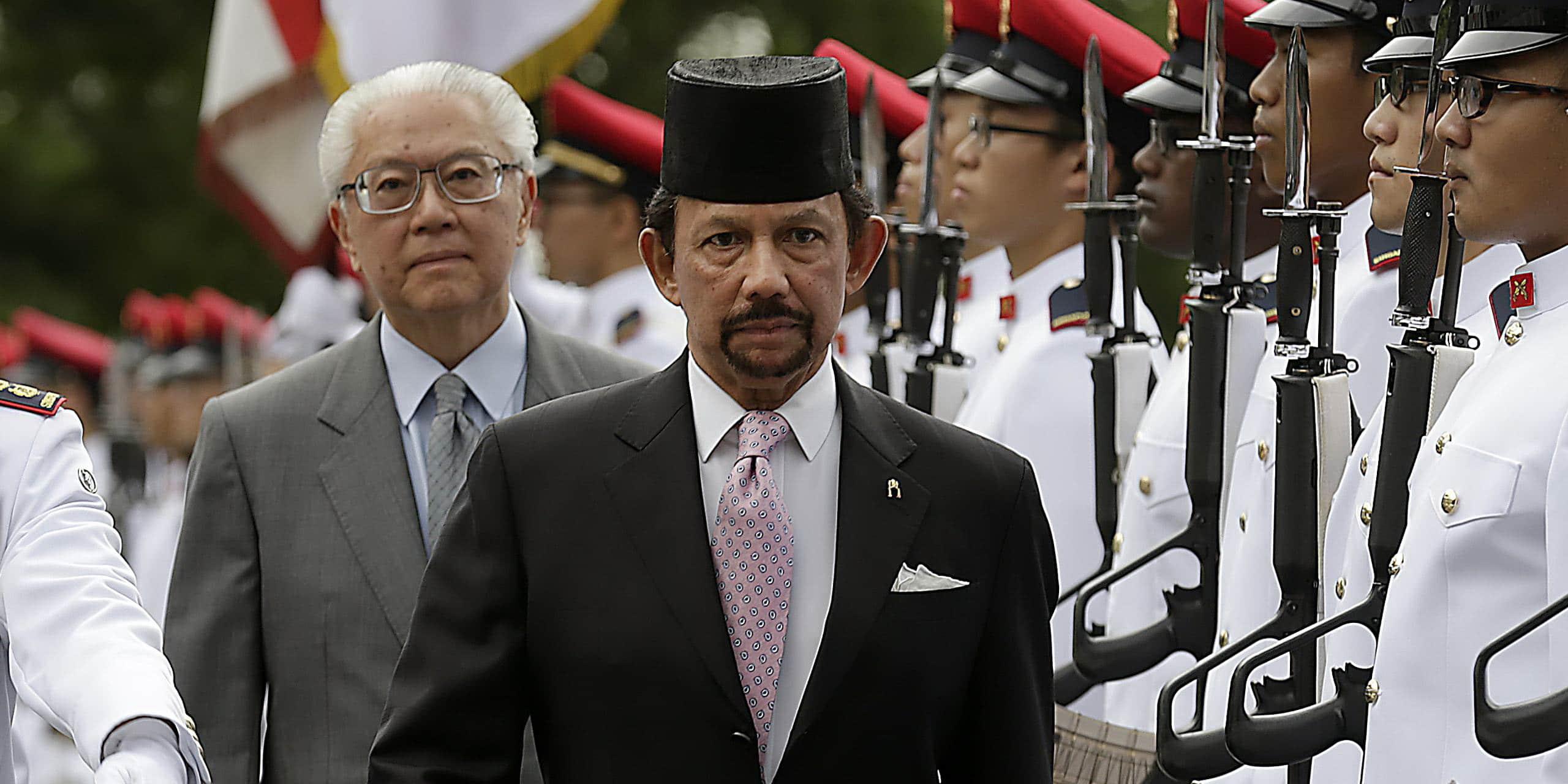 Sultan of Brunei Net Worth 2018: Wiki, Married, Family, Wedding