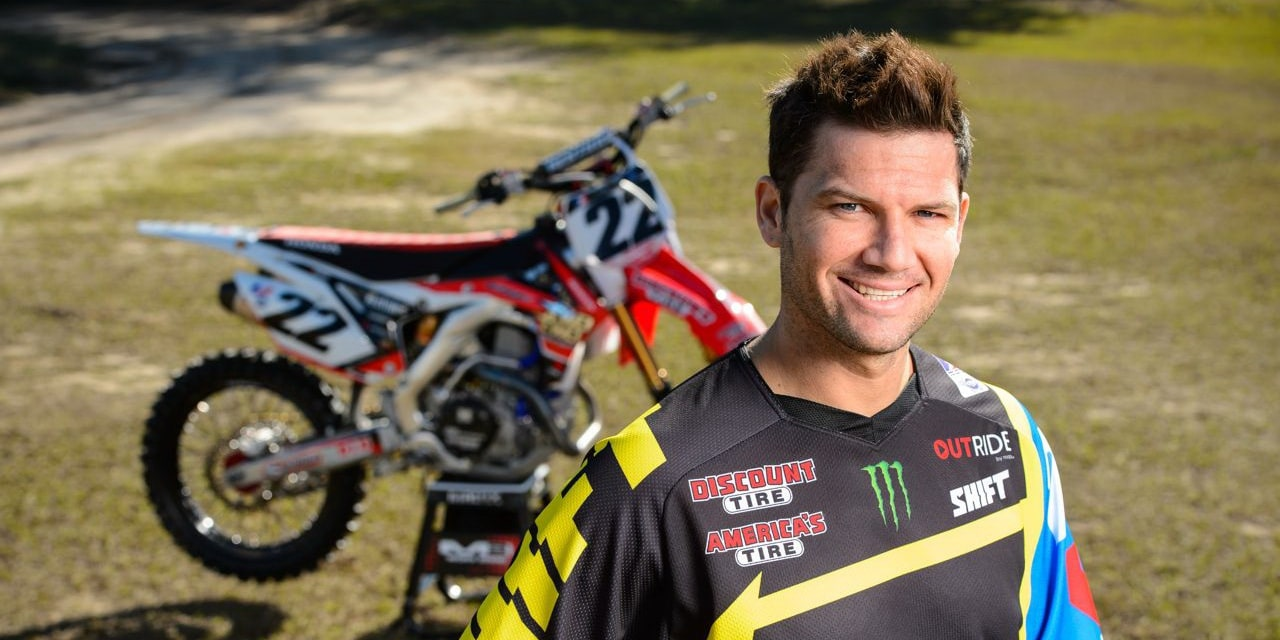 Chad reed amateur career matchless theme