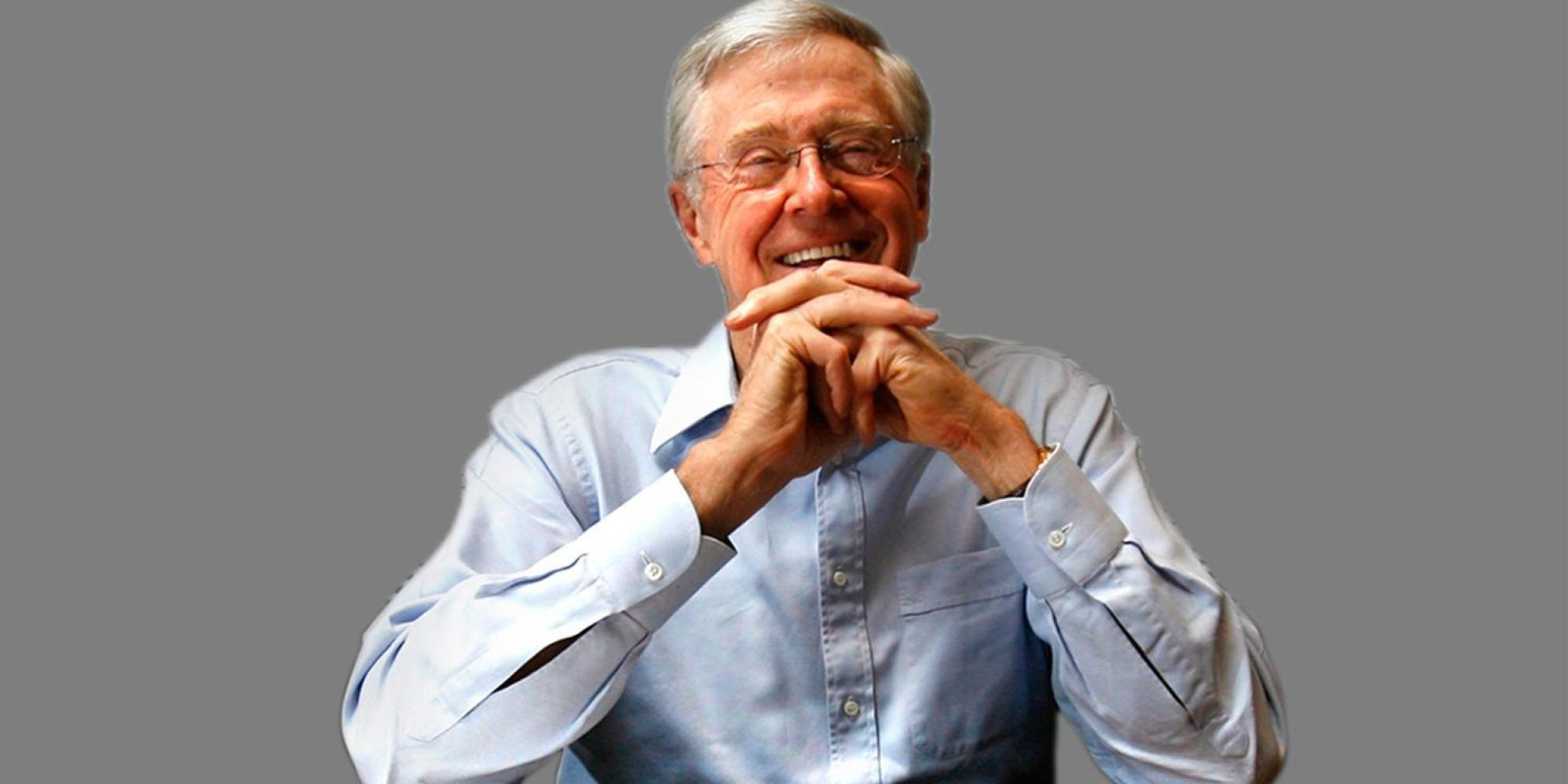 Charles koch net worth salary income assets in 2018 for David koch usa