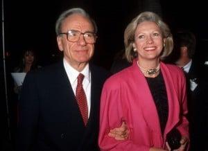 Rupert Murdoch, Anna