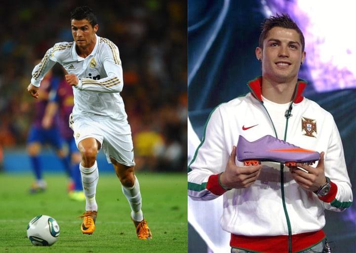 Cristiano Ronaldo, Soccer – Nike3