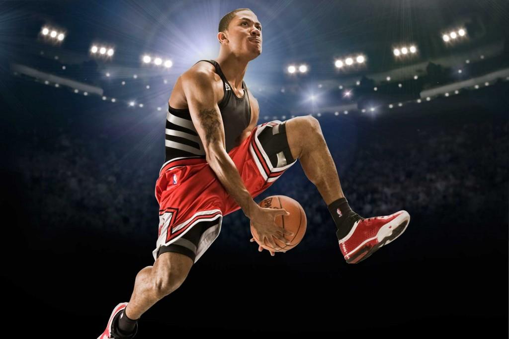 Derrick Rose, Basketball – Adidas