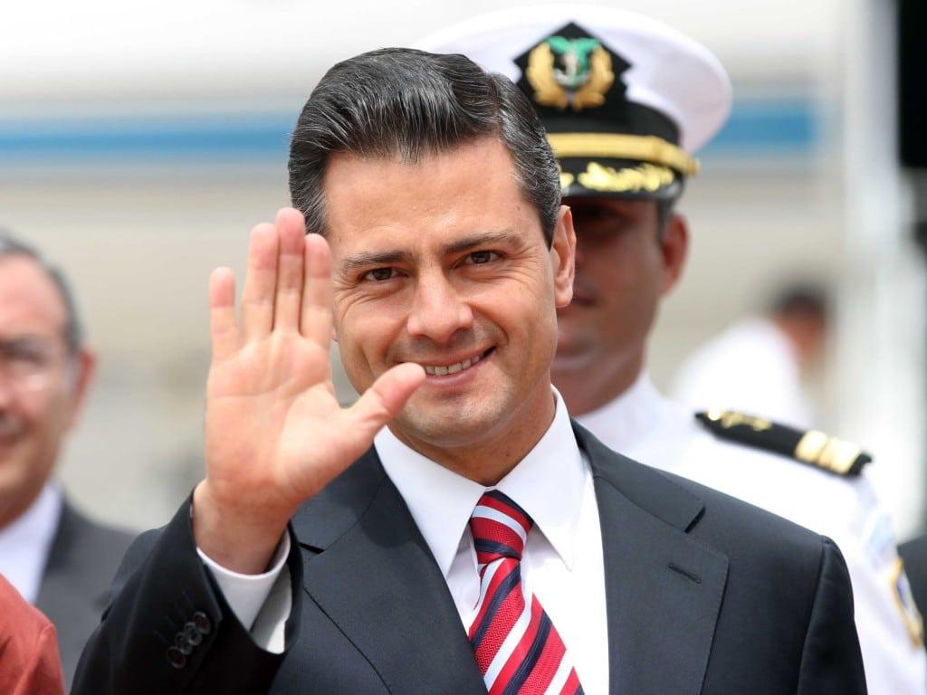 GUATEMALA-MEXICO-PENA NIETO