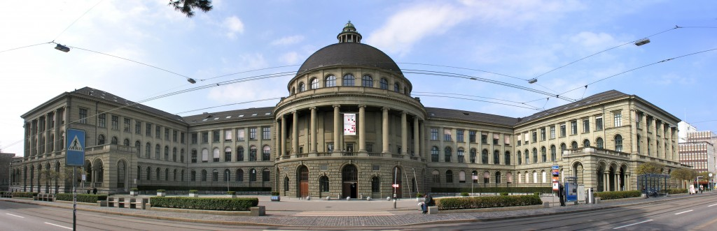 Eth Zurich in Switzerland