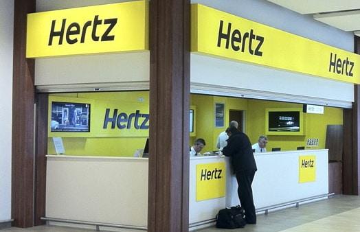 Hertz Rent-A-Car