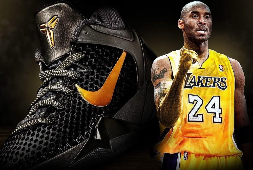 Kobe Bryant, Basketball – Nike1