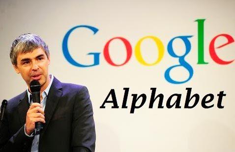 Larry Page – CEO Alphabet