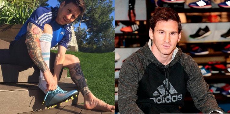 Lionel Messi, Soccer – Adidas3