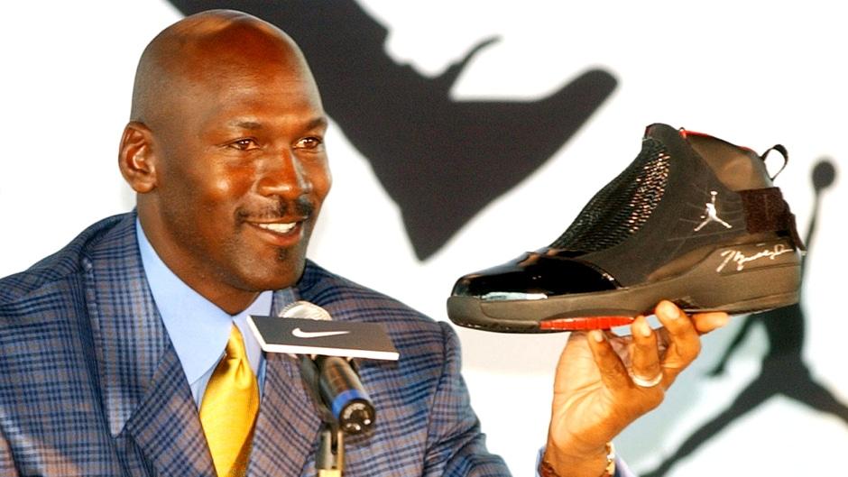Michael Jordan, Basketball – Nike, Jordan Brand