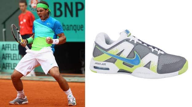 Rafael Nadal, Tennis – Nike
