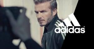 David Beckham, who Adidas