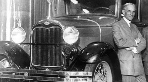Henry Ford Net Worth 2018: Wiki, Married, Family, Wedding