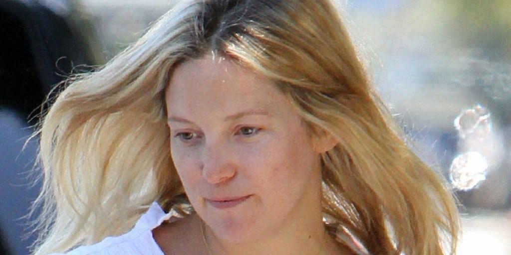 Kate Hudson withou makeup