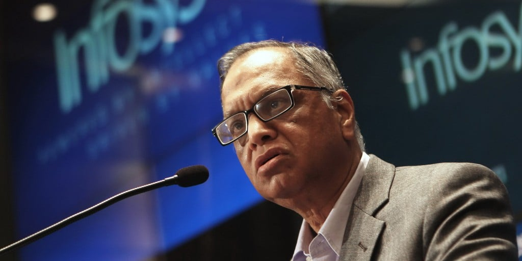 INDIA-OUTSOURCING-MANAGEMENT-MURTHY-COMPUTERS