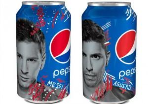 Pepsi and Puma
