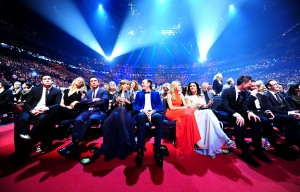 National Television Awards 2014 - Show - London