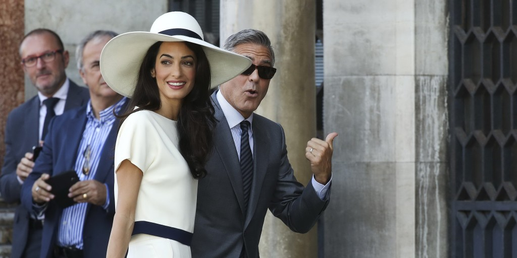 Amal Clooney Net Worth 2018: Wiki, Married, Family ...