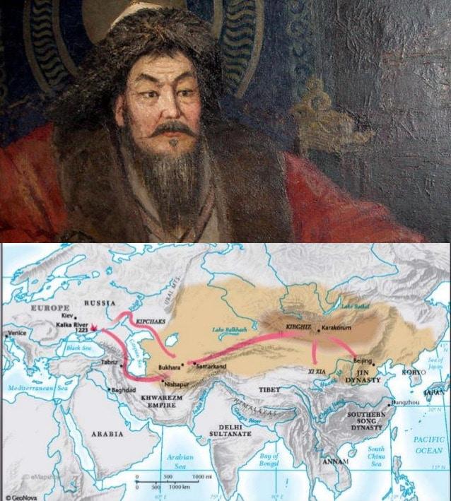 Genghis Khan44