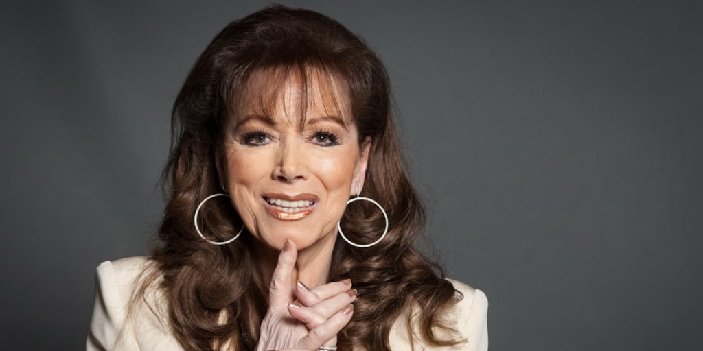 Jackie Collins Net Worth 2017-2016, Biography, Wiki ...