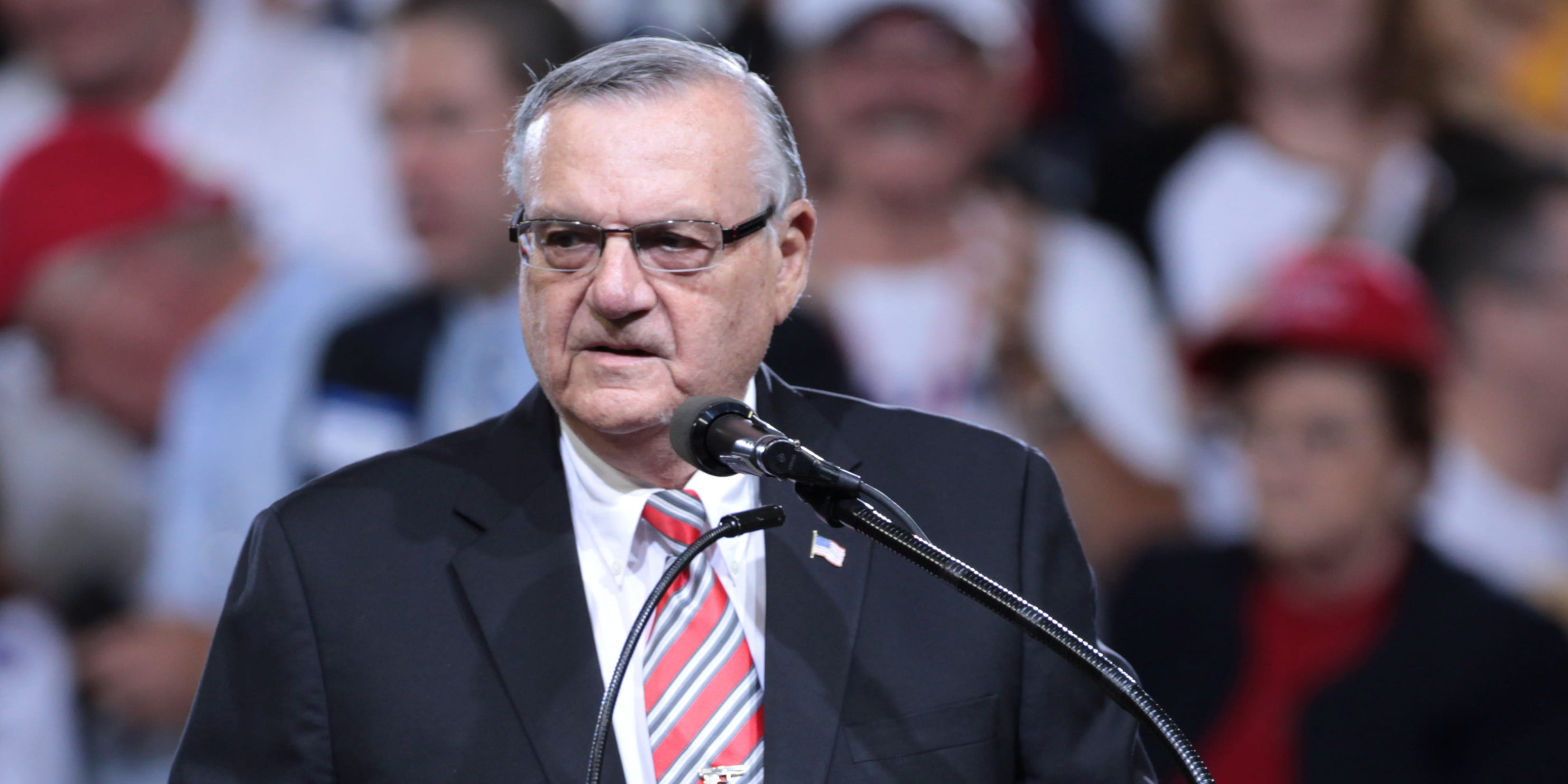 joe arpaio salary