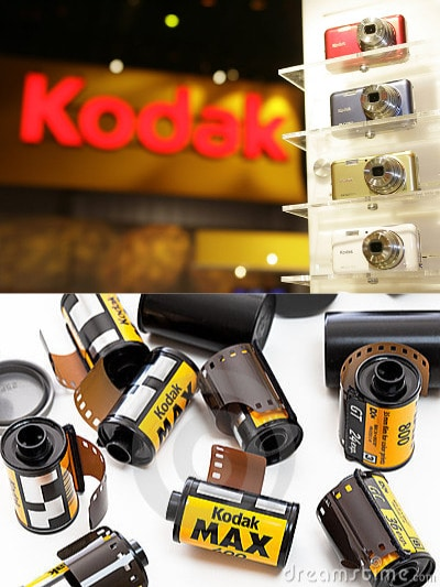 Kodak's corporate dominance4
