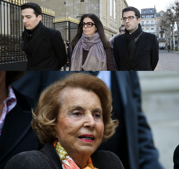 Liliane Bettencourt333
