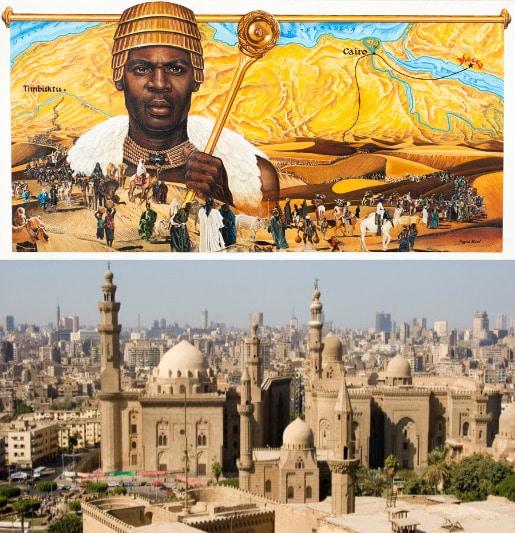Mansa Musa, the Sultan333