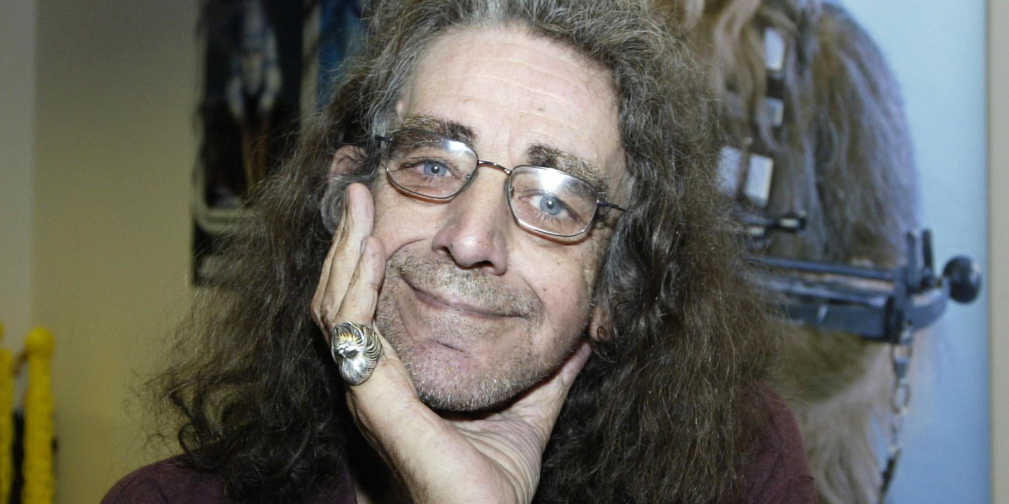 photo Peter Mayhew (born 1944)