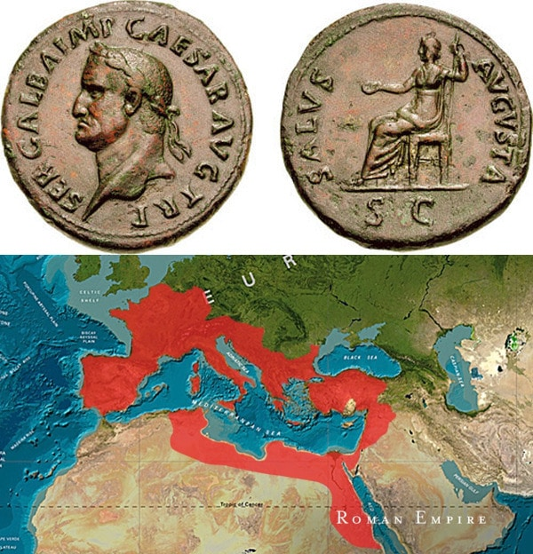 Roman empire's wealth222