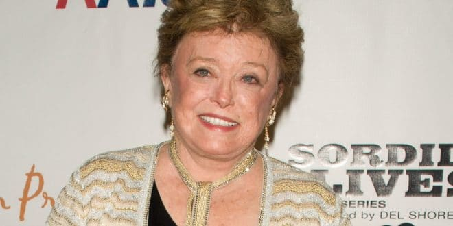 Rue McClanahan law and order