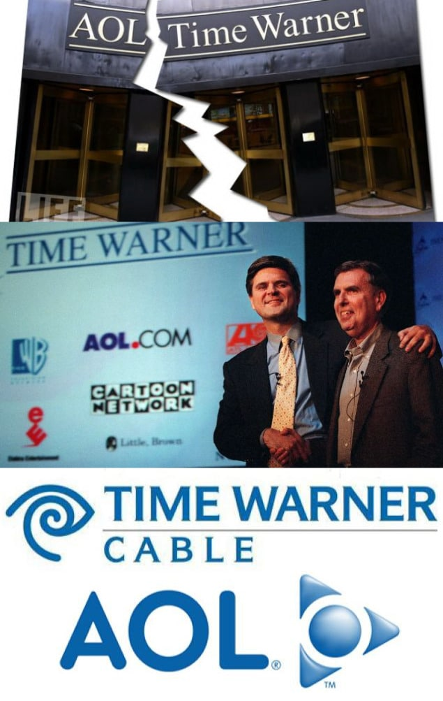 The AOL - Time Warner Merger555