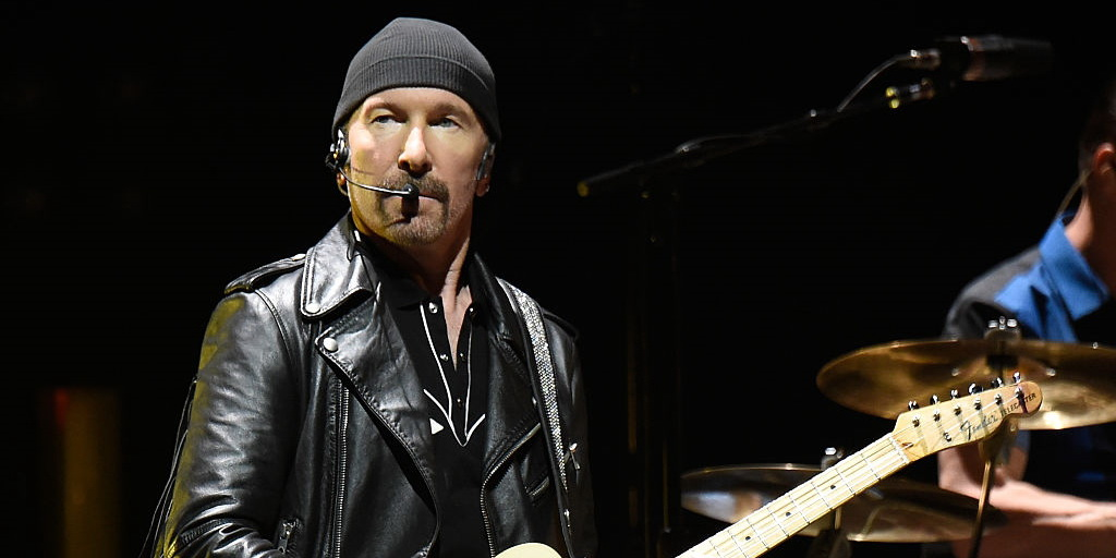the edge net worth 2018  wiki  married  family  wedding