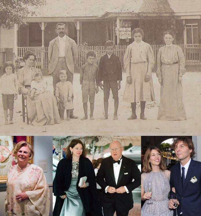 The Mars Family51