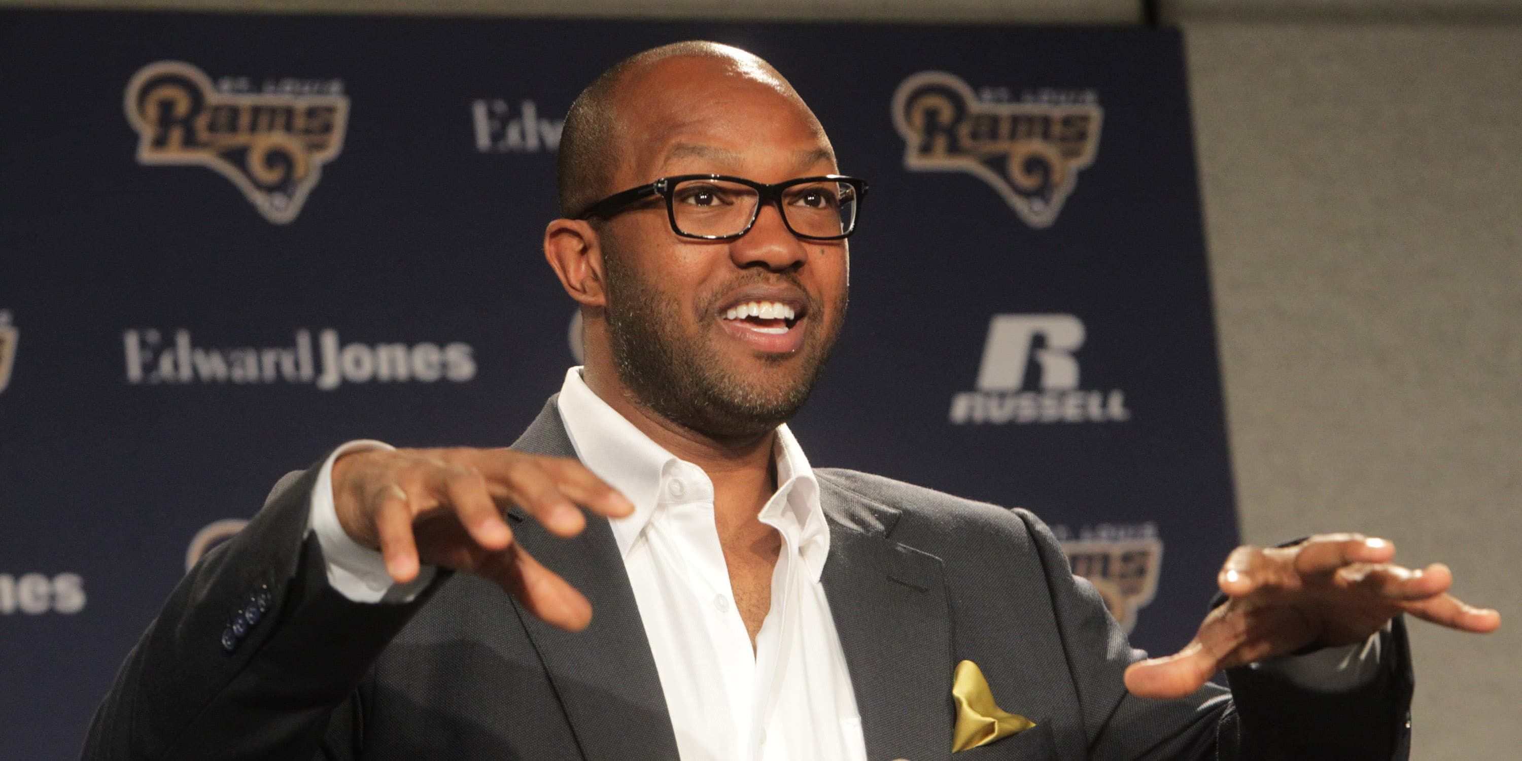Torry Holt Net Worth 2018  Wiki 734bed0fb