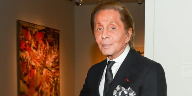 Valentino Fashion Designer Net Worth