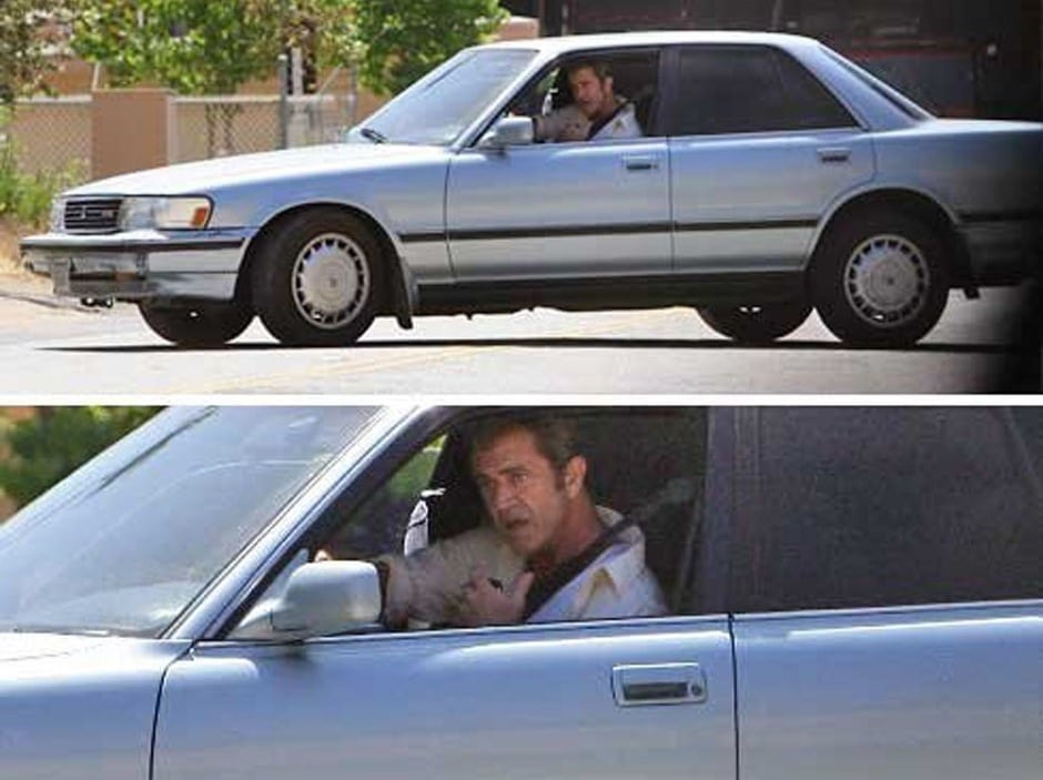 Mel Gibson – Toyota Cressida