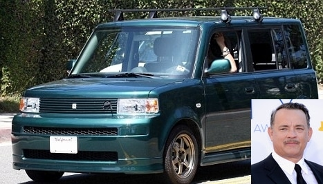 Tom Hanks – Scion Xb88