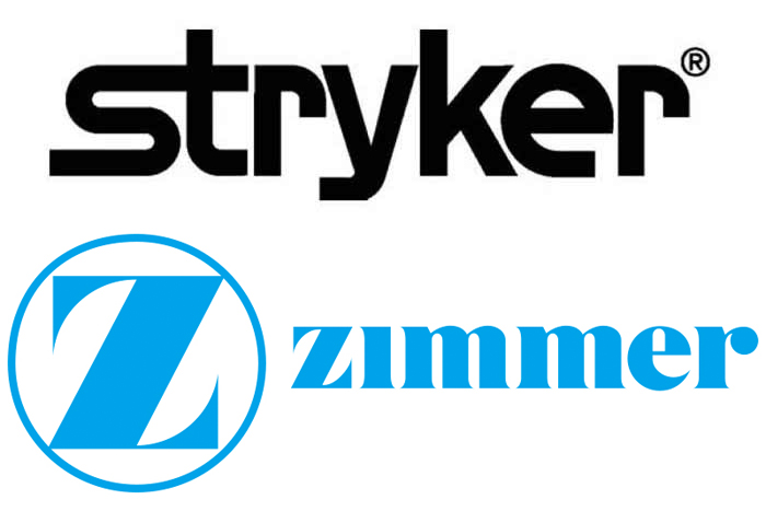 Stryker Corporation v. Zimmer, Inc.