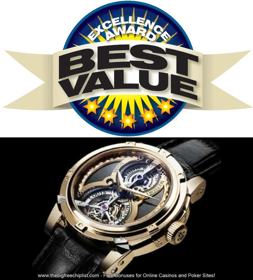 The highest valued watch13