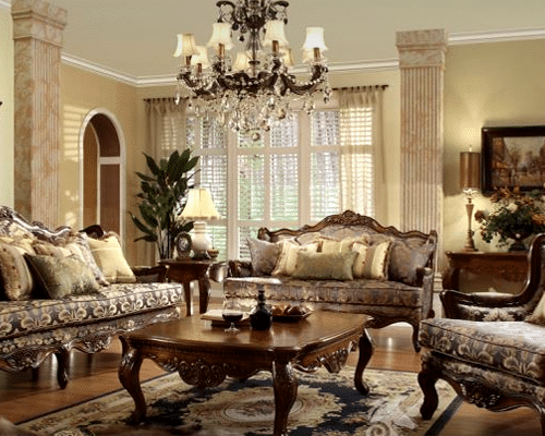 investment in furniture