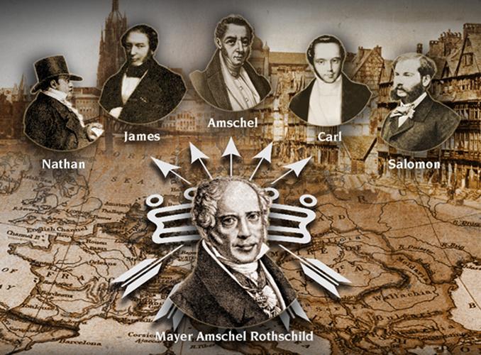 The Rothschild Dynasty