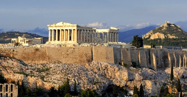 Acropolis, Athens, Greece1