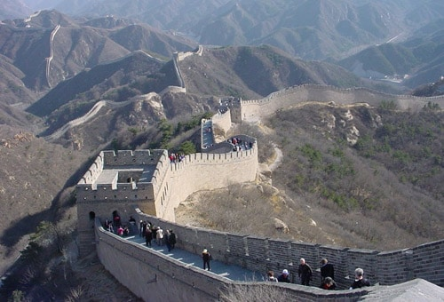 Great Wall at Mutianyu, Beijing, China1