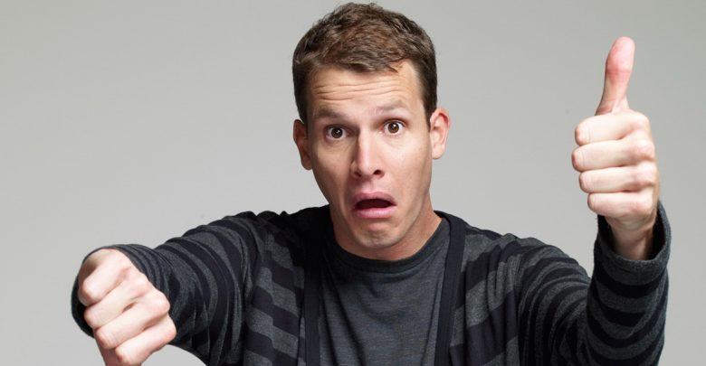 Does Daniel Tosh have a wife? Wiki: Married, Net Worth ...