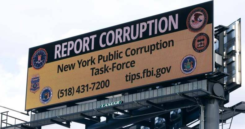 perpetration of corrupt practices