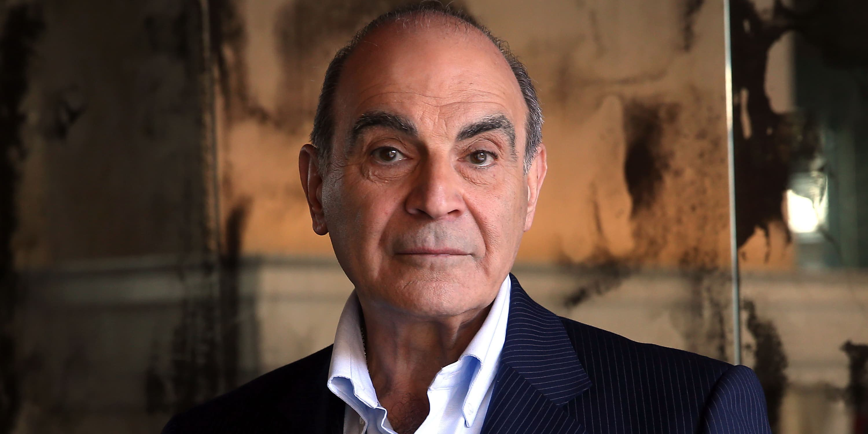 Watch David Suchet (born 1946) video